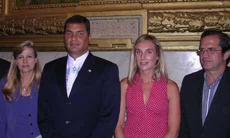 Gail-Hurley-Eurodad Correa Ecuador