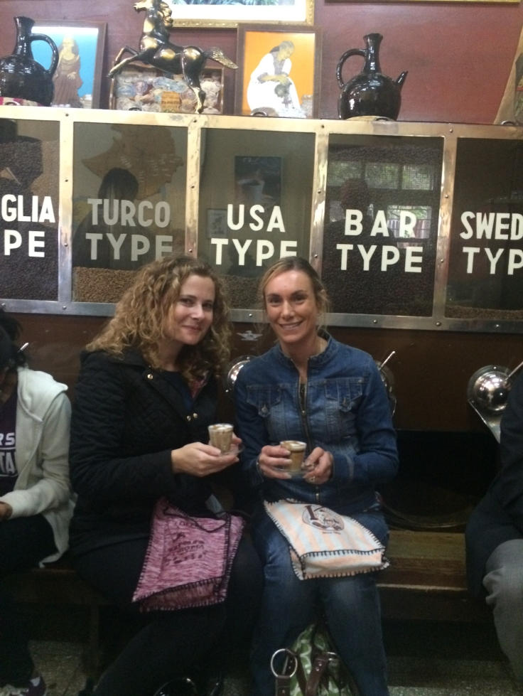 Addis coffee time