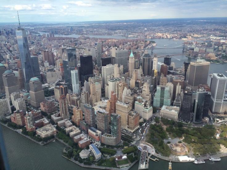 Manhattan heli