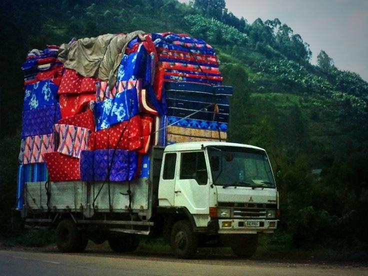 Rwanda bus